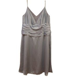 Belsoie by Jasmine Charmeuse Cocktail Dress- Sz 24